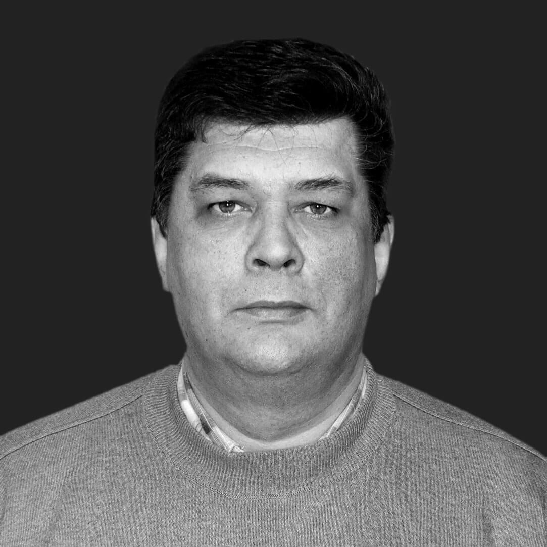 Konstantin Kolyushenkov Portrait