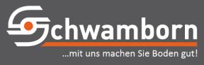 Schwamborn : Baumaschinen mit der Perfektion und Qualität »Made in Germany«.