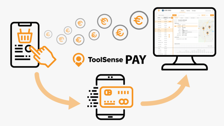 ToolSense Platform Payment Illustration