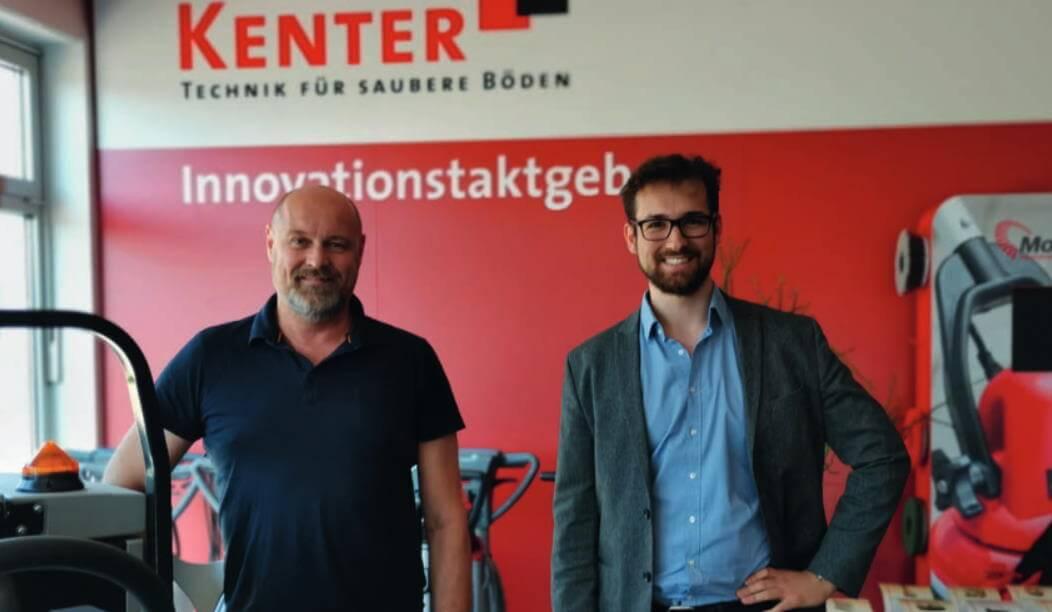 reinigungsmarkt.de: KENTER relies on ToolSense solution