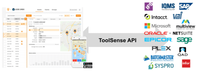ToolSense Service Workflows 3