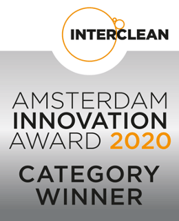 Interclean Award 2020 Category Winner ToolSense