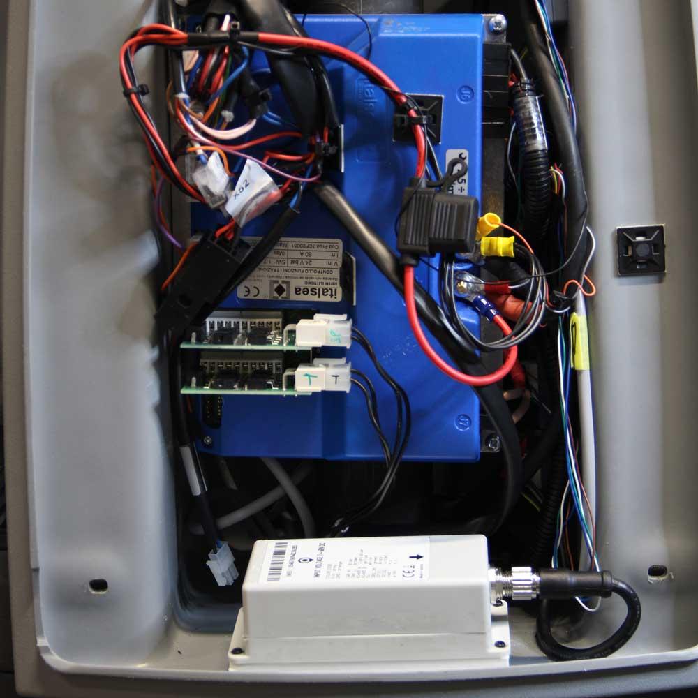 ToolSense IOT Box im Einsatz