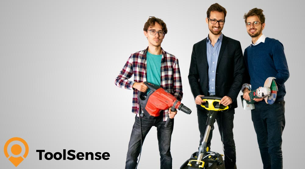 ToolSense Founders